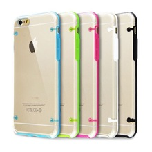 Wholesale for iphone 6 plus case with luminous TPU