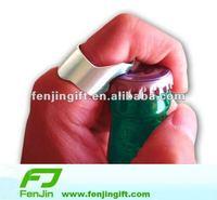 bottle opener ring,finger ring bottle opener