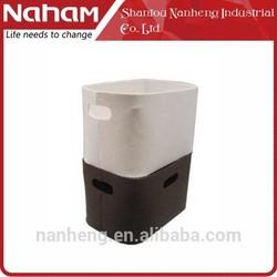 NAHAM new eyelet storage tote /Storage Basket with eyelet/ storage box