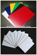 4x8 pvc rigid sheet/pvc cover plastic sheet
