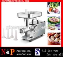 industrial stailess steel BG-8 cutter bowl meat cutter machine