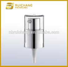 Aluminium cosmetic cream pump, cosmetic mist sprayer