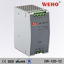 Hot and New 120W single output DIN Rail power 12v 120w led driver