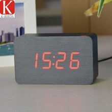 Wholesale fashional smart digital alarm clock
