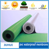 pvc waterproofing materials for concrete roof