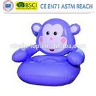 Fun Monkey Kid's Inflatable Air Chair