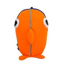 Kids Cute Whale Shape Backpacks Children School Bags High Quality Material Backpack Boys Girls Cartoon Backpack Travel Bag