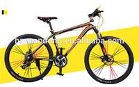 Aluminum frame 24 speed discount specialized enduro mountain bike downhill