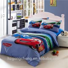 Home Textile, Children Cartoon Bedding Set, Quilt Cover, Bed Sheet, Pillowcase, Made of 100% Cotton