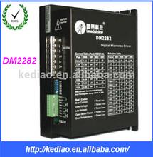 2 Phase Digital DM2282 Stepper Drive; Direct 220/230 VAC Input / Max 8.2A