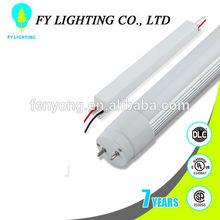 High lum 120lm/w 277~347V CSA CUL approved 1800mm 28w led tube light
