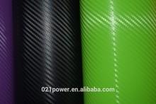 Low price 3D automobile carbon vinyl