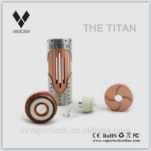 2015Vapor Tech 26650 Dreadnaut Mod Mechanical Mod Titan