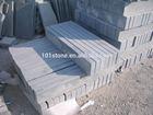 G603 factory price White granite Slab and Titles kurb stone