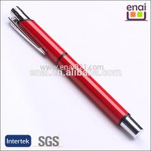 Shanghai slight metal roller school use signature pen