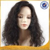 8A Grade High quality Beyonce Wavy Black full lace Cheap Virgin remy human hair wigs