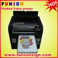 Venda quente digital camiseta plotter/digital vestuário máquina de impressão de boa qualidade e preço barato
