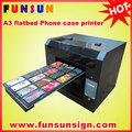 multifunción taza de superficie plana de la máquina de impresión de la caja del teléfono de la impresora de la impresora de tarjetas