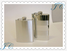 2015 new products stainless steel hip flask on market hip flask China factory