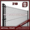 Galvanized Chain Link Fence(anping Factory)
