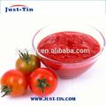 A buon mercato prezzo di massa per la vendita concentrato di pomodoro brix 18-20% 22%- 24% 28%- 30% 36%- 38% a buon mercato e fresco che possono essere possono essere personalizzati
