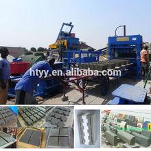 QT7-15 brick making machine paver block curb stone making