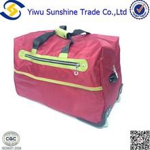 Personalizado marca abs malas e sacos de viagem