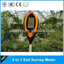 Factory supply soil survey meter/soil test apparatus/instrument for soil