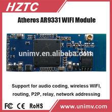 wifi x10 plc h.264 cmos ip wifi camera module TC-AR17SK,gps wifi gsm module with Industrial chipset