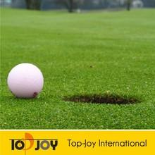Water-resitant outdoor sport artifical grass golf