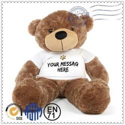 Custom production super cute stuffed animal plush toys teddy bears stuffed animals