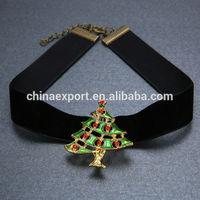 New Fashion Christmas Tree Girls Women Brooch for Jewelry Making