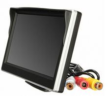 5 Inch Digital Color TFT LCD Screen Monitor Car Monitor