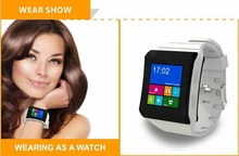 smart watch for android support speed dial/SMS/MMS/video