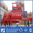 China direct manufacturer machine diesel concrete mixer