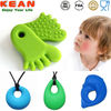 silicone teething pendant china wholesale/China Kean Food Grade Silicone Teething Pendant for Kids Chewing