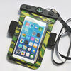 2014 newest phone case pvc waterproof bag with compass for iphonebags for iphone 5