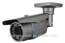 1.3 megapixel IR bullet waterproof outdoor / indoor wired ip network camera p2p