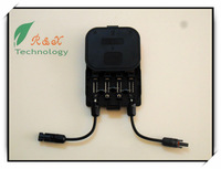 waterproof pv junction box ip67 solar panel pv junction box with MC4 connector