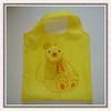 household packaging carry bags cartoon shape bag