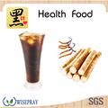 bloque de azúcar morena de raíz de bardana polvo natural de taiwán a base de hierbas de la medicina