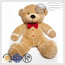 Factory Price Wholesale Custom Stuffed Plush Toys unstuffed teddy bear skins
