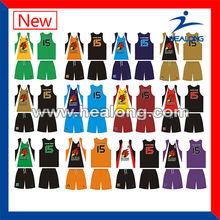 2015 cheap custom basketball jersey uniform design