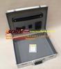 Smooth Silver Hard Aluminum Portfolio Case laptop case
