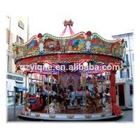 Cheap playground carousel merry go round sale