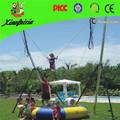 واحد قابل للنفخ القفز بالحبال جولة للأطفال