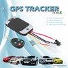 high quality waterproof remote monitoring car key gps tracker