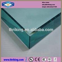 building construction glass panel