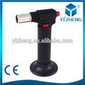 Professionalcutting de gas butano golpe de fuego de la antorcha de la antorcha encendedor ajustable yz-813