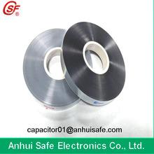 5um Thin Plastic Antioxidant Metallized Film for Capacitor Use